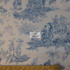 Alexander Henry Cotton Fabric Midnight Pastoral