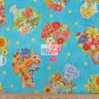 Elizabeth's Studio Cotton Fabric Impression