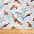 Elizabeth's Studio Cotton Fabric North American Wildlife