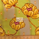 Westminster Fibers Cotton Fabric Lotus Amy Flowers