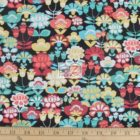 Hoffman California Cotton Fabric Geneva Rosette
