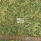 Hoffman California Cotton Fabric Golden Ornaments