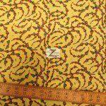 In The Beginning Fabrics Cotton September Light Lime