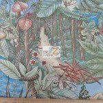 Kona Bay Fabrics Cotton Fabric Journal Trail
