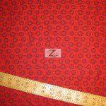 Patriots Red American Cotton Fabric
