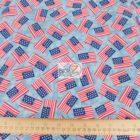 USA American Cotton Fabric Pride