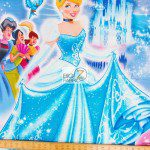 Disney Cinderella Cotton Fabric