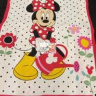 Disney Cotton Fabric Minnie Mouse Grow Your Own