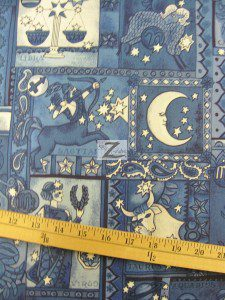 Astral Works Alexander Henry Cotton Fabric