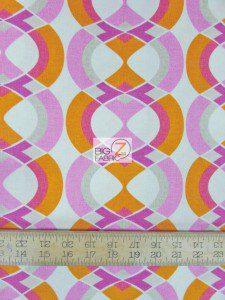 Abstract Mod Tex Robert Kaufman Cotton Fabric