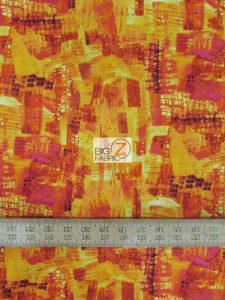 Fire With Flame Robert Kaufman Cotton Fabric