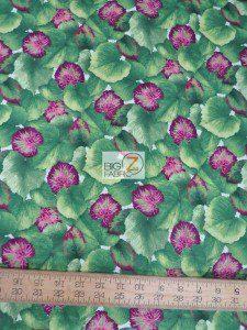 Flower Shop Robert Kaufman Cotton Fabric