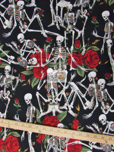 Life's Little Pleasures Cotton Fabric