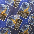 Star Wars Immortals Movie Theme Cotton Fabric