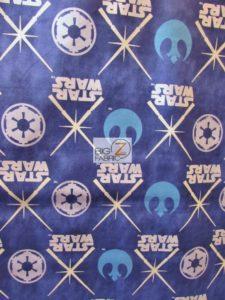 Star Wars The Dark Side Cotton Fabric