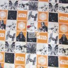 Star Wars The Force Awakens Army Cotton Fabric