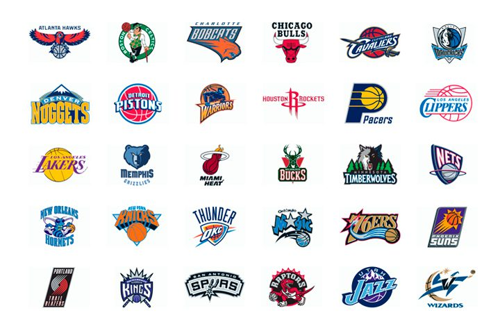 Licensed NBA Cotton Fabric Teams