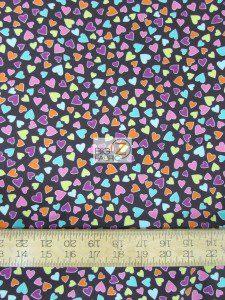 Licensed Valentines Cotton Fabric