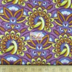 Benartex Cotton Fabric Feathers & Fancy