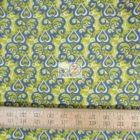 Benartex Cotton Fabric Feathers & Fancy Spades