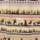 Western 100% Cotton Fabric Sundown Cowboys
