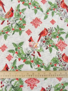 Carmen Christmas Cardinal By Windham Fabrics