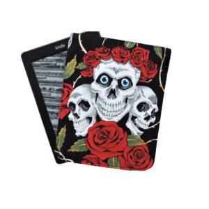 Alexander Henry Skull Print Tablet Cover