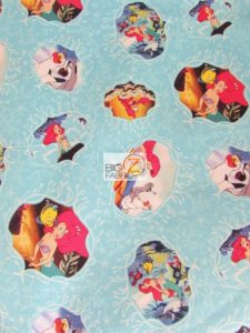 Springs Creative Cotton Fabric Ariel