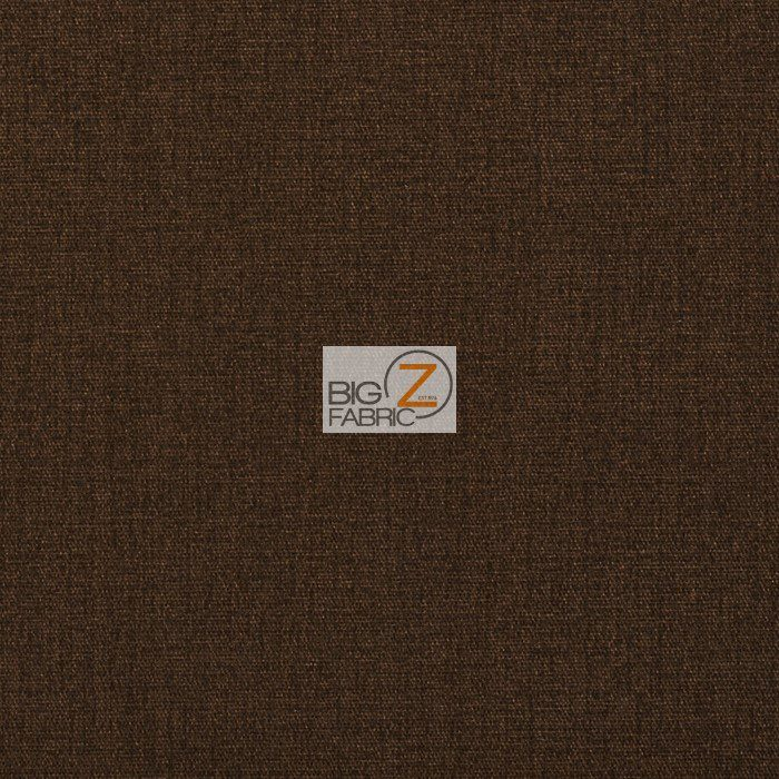 Dark Brown Reversible Poly Cotton Twill Fabric