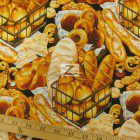 Alexander Henry Cotton Fabric Boulangerie