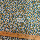 Alexander Henry Cotton Fabric Karo Blue