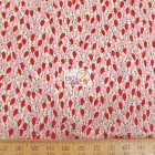 Alexander Henry Cotton Fabric Karo Pink