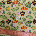 David Textiles Cotton Fabric Wheres My Pot Of Gold