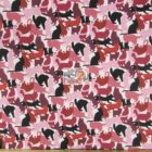 Elizabeth's Studio Cotton Fabric Dog Breed