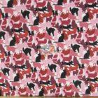 Elizabeth's Studio Cotton Fabric Dog Breed