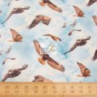Elizabeth's Studio Cotton Fabric North American Wildlife