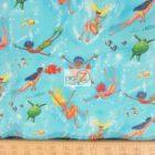 Elizabeth's Studio Cotton Fabric Summertime Underwater