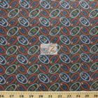 Westminster Fibers Cotton Fabric Lozange By Liberty Art