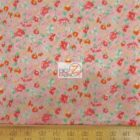 Hoffman California Cotton Fabric Dainty Blooms