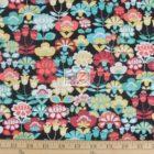 Hoffman California Cotton Fabric Geneva Rosette