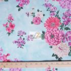 Hoffman California Cotton Fabric Isabella Sky