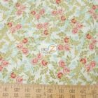 Hoffman California Cotton Fabric Jenny Jane Metallic