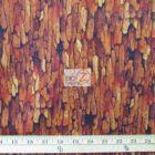 Hoffman California Cotton Fabric Meadow Rain