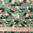 Hoffman California Cotton Fabric Safari Friends Camouflage