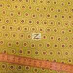 In The Beginning Fabrics Cotton Mooshka Green
