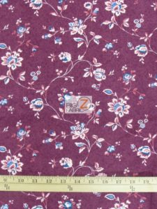 In The Beginning Fabrics Cotton Splendor 2 Floral