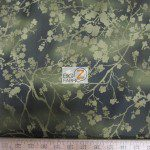 Kona Bay Fabrics Cotton Fabric Blossom Dark Green