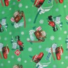Disney Cotton Fabric Cars Joy