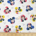 Disney Cotton Fabric The One And Only Mickey Mouse