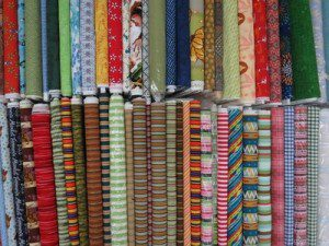 Cotton Fabric By The Yard